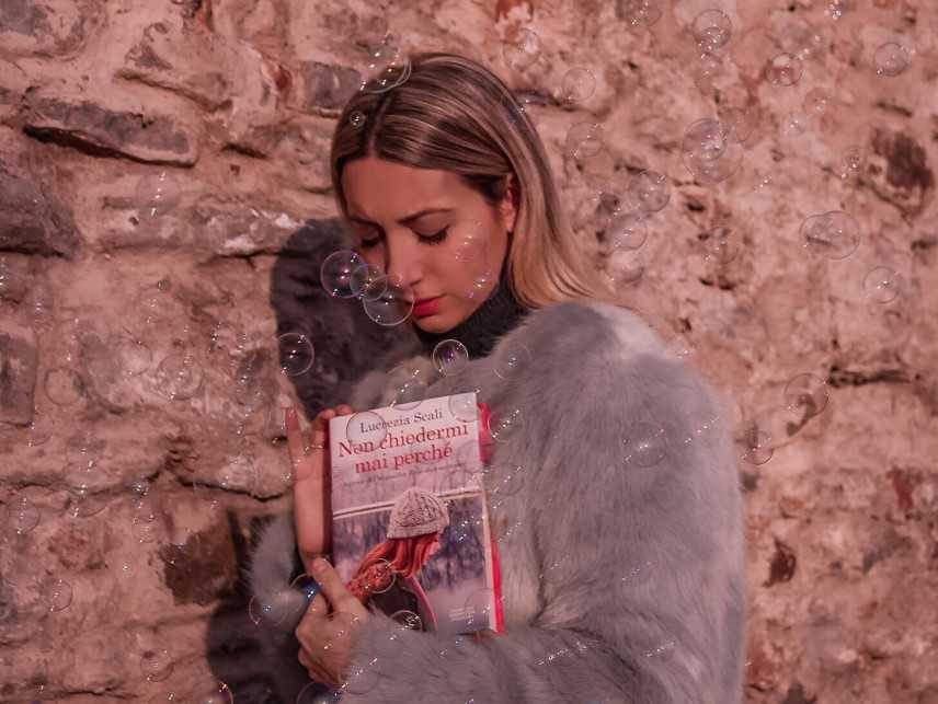 Non chiedermi mai perché, intervista all'autrice Lucrezia Scali e recensione