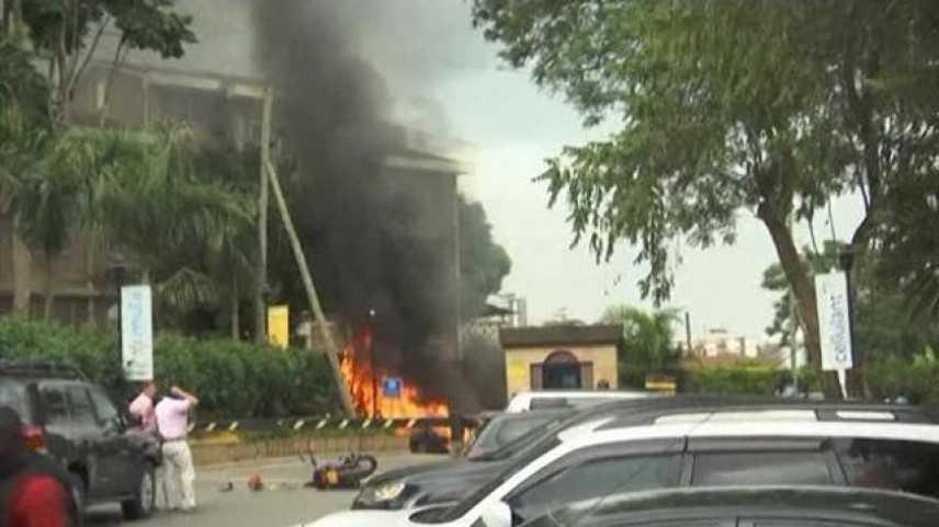 Attacco a Nairobi, il bilancio è di 15 morti. L'obiettivo erano i cittadini Usa
