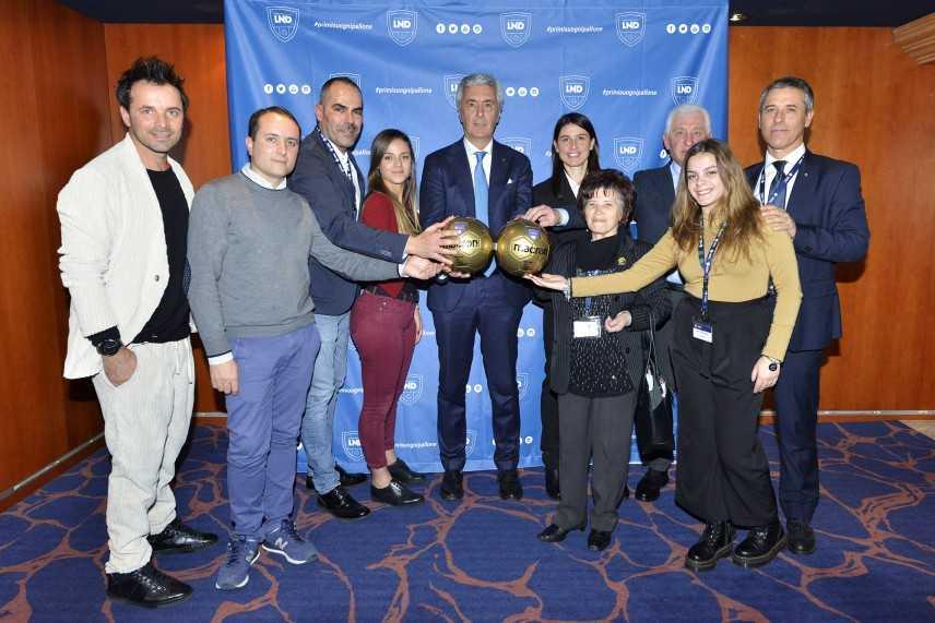 Calcio. 1959-2019: buon compleanno LND, da 60 anni primi su ogni pallone