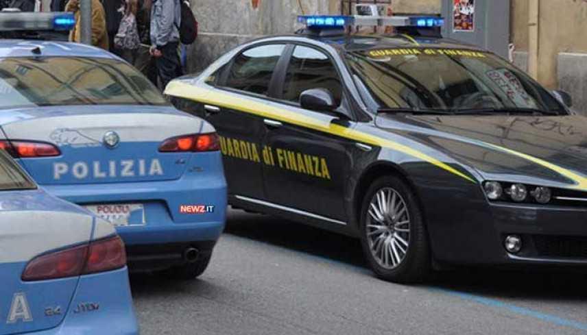 """Mafia: blitz Polizia-Gdf, operazione """"Extra Fines 2"""" - """"Cleandro"""" tra Italia e Germania, 11 arresti"""