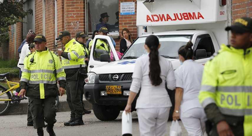 Colombia, autobomba in una scuola di Polizia di Bogotà: almeno 8 morti e 40 feriti