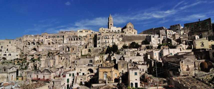 """Matera Capitale Europea della Cultura, giornata di """"riscossa"""" per il Sud"""