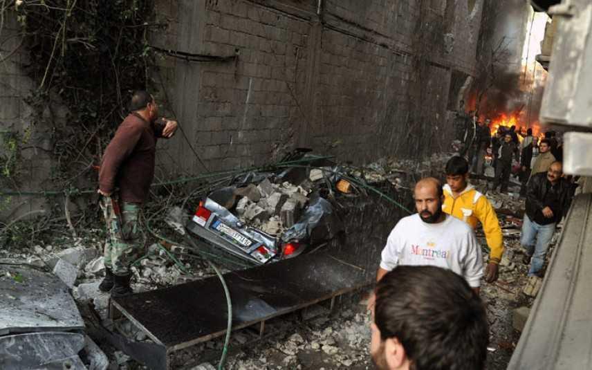 """Siria: """"attentato a Damasco"""", secondo ong ci sono morti e feriti"""