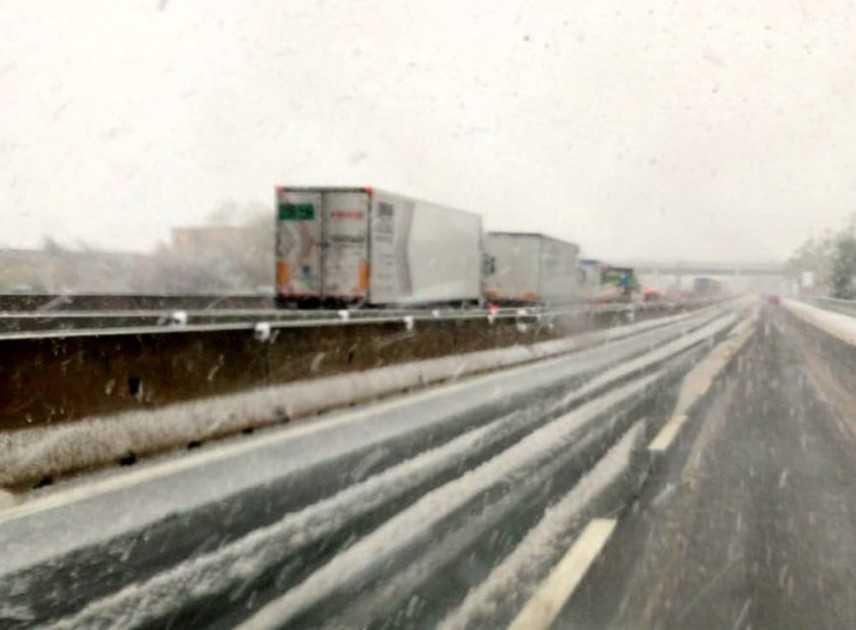 Meteo: in arrivo  neve da Nord a Sud, ecco criticità anche su strade e autostrade