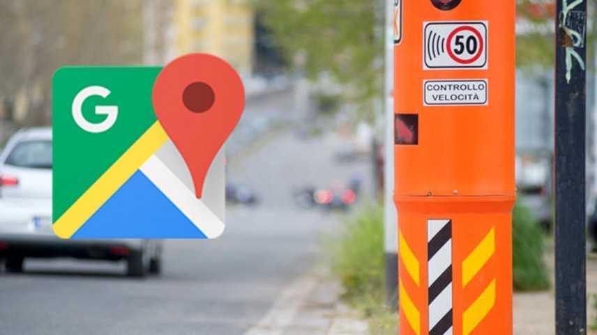 Google Maps, in arrivo segnalazioni su limite di velocità e autovelox
