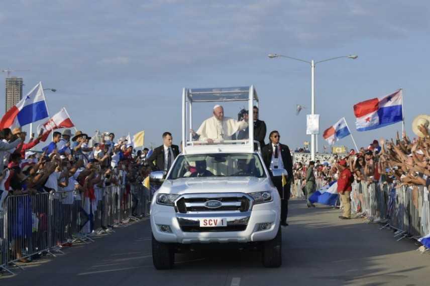 Papa: Viaggio Apostolico a Panama: Santa Messa per la Giornata Mondiale della Gioventù (Video)