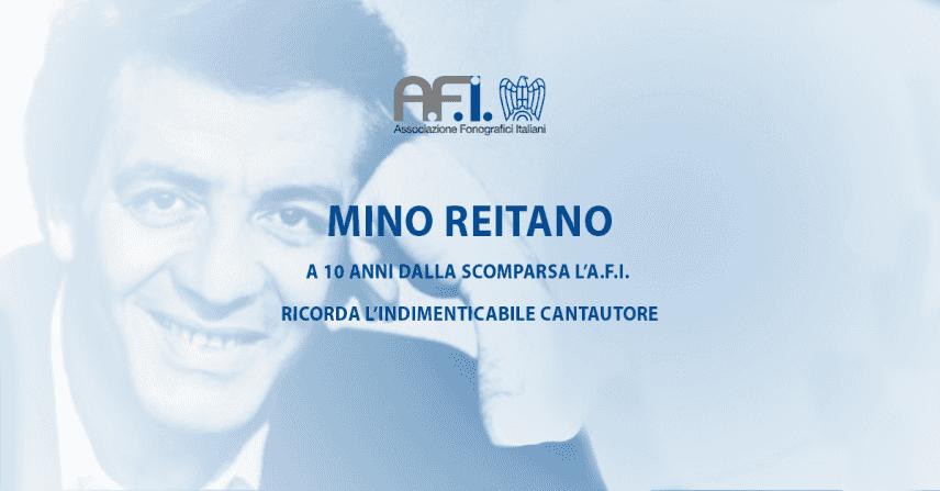 Musica: AFI ricorda Mino Reitano, l'amicizia suo segno distintivo