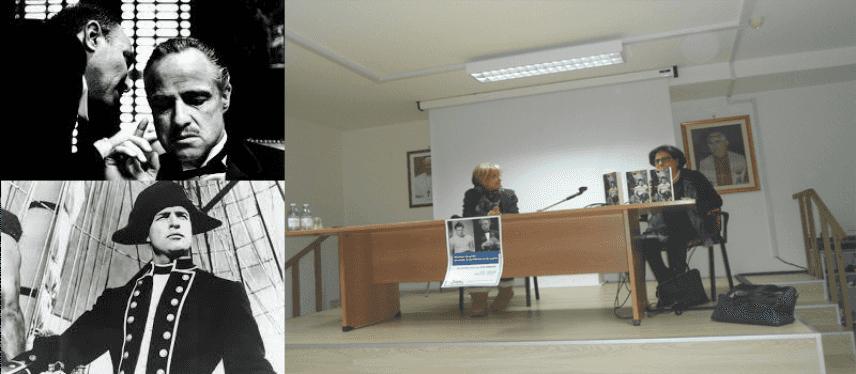 Il percorso psichico di Marlon Brando raccontato Uniter Lamezia Terme