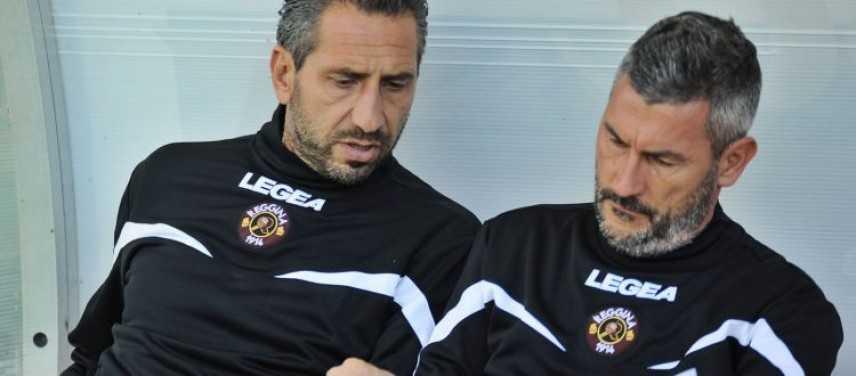 Reggina calcio: Esonerato il tecnico Roberto Cevoli