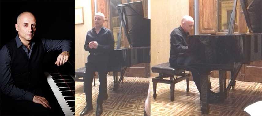 Il grande pianista Benedetto Lupo ha inaugurato la nuova stagione musicale di Ama Calabria 2019