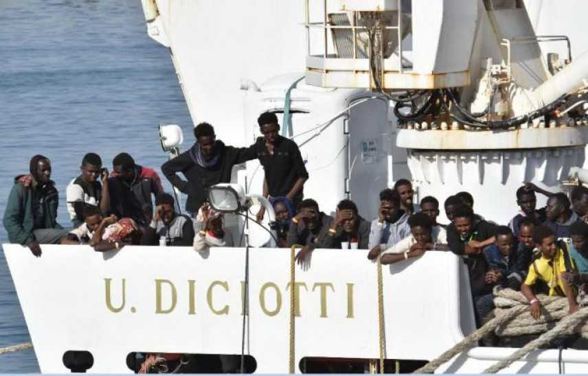 Migranti: pm Palermo chiudono indagine su scafisti caso Diciotti