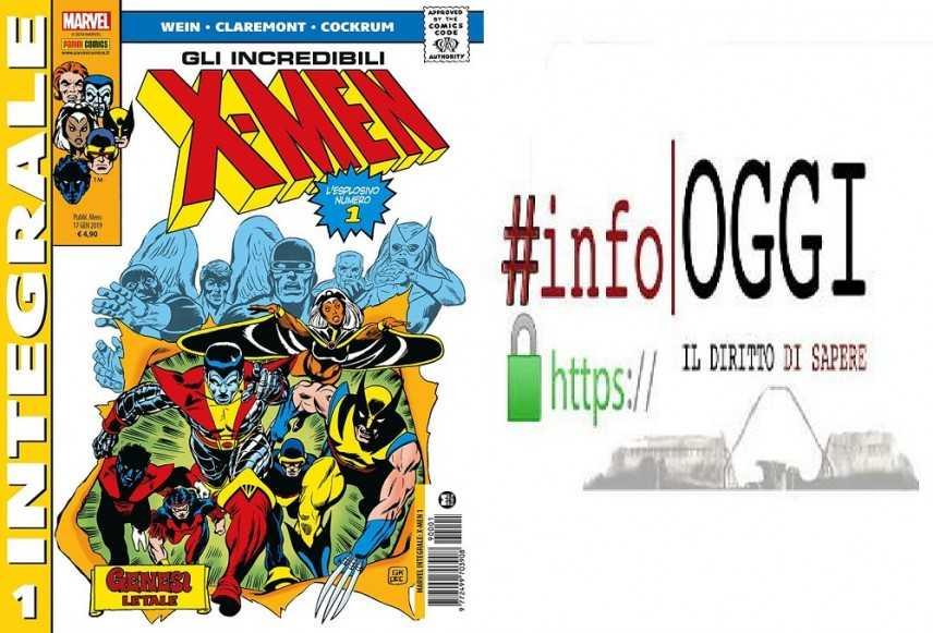 Il ritorno integrale degli X-Men
