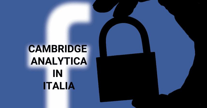Facebook: Garante Privacy, sanzioni per caso Cambridge Analytica
