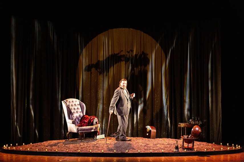 Winston vs Churchill, il grande statista visionario al Teatro Politeama di Catanzaro