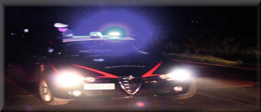 """Criminalità: operazione denominata """"Far West"""" dei carabinieri nel Gargano, arresti"""