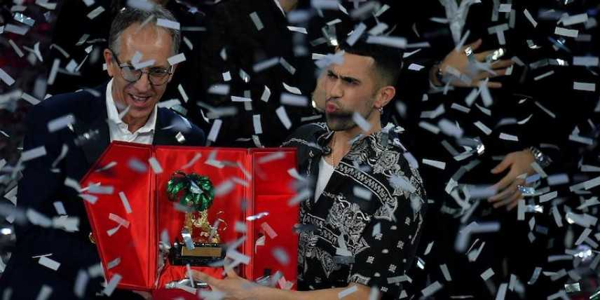 """Sanremo 2019: trionfano i """"Soldi"""" di Mahmood, La polemica di Ultimo"""