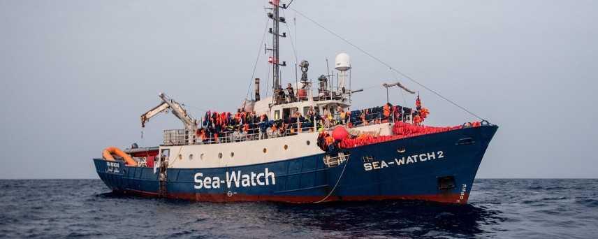 "Sea Watch, commissione UE richiede ""solidarietà concreta"" agli Stati"