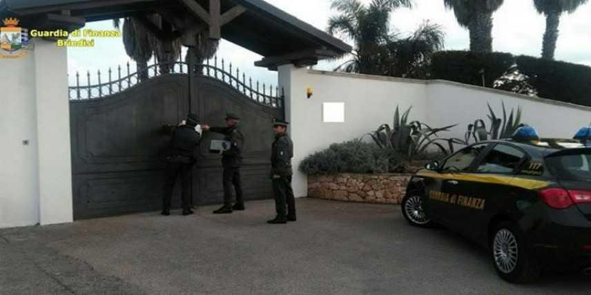 Brindisi: sequestrati beni per 365mila euro a pluripregiudicato