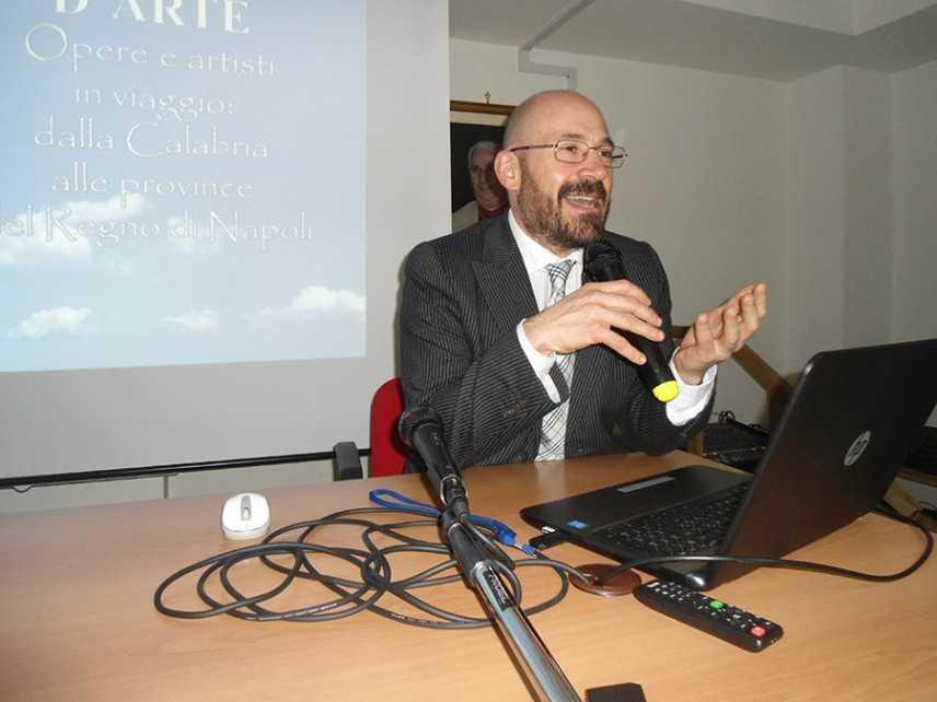 Un viaggio artistico tra le opere calabresi legate ad altre regioni italiane