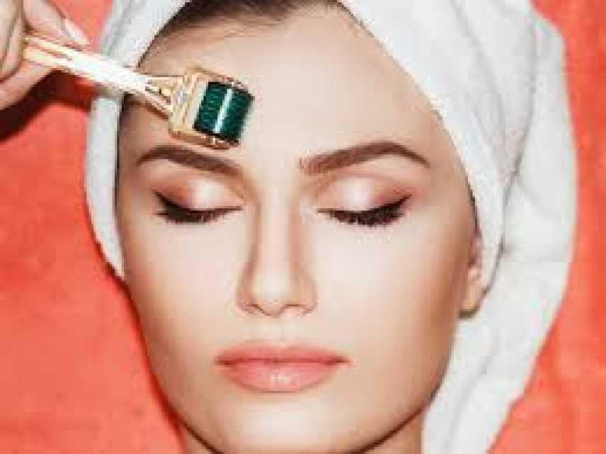 Dermaroller: il trattamento delle star per la pelle del viso