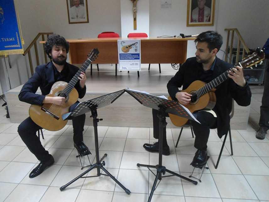 Un viaggio dalla musica antica a quella contemporanea all' Uniter di Lamezia