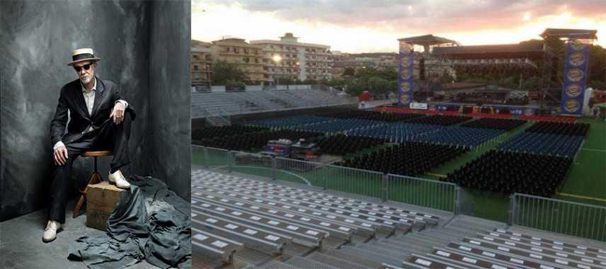 Francesco De Gregori & Orchestra apriranno la nuova edizione della Summer Arena 2019 a Soverato