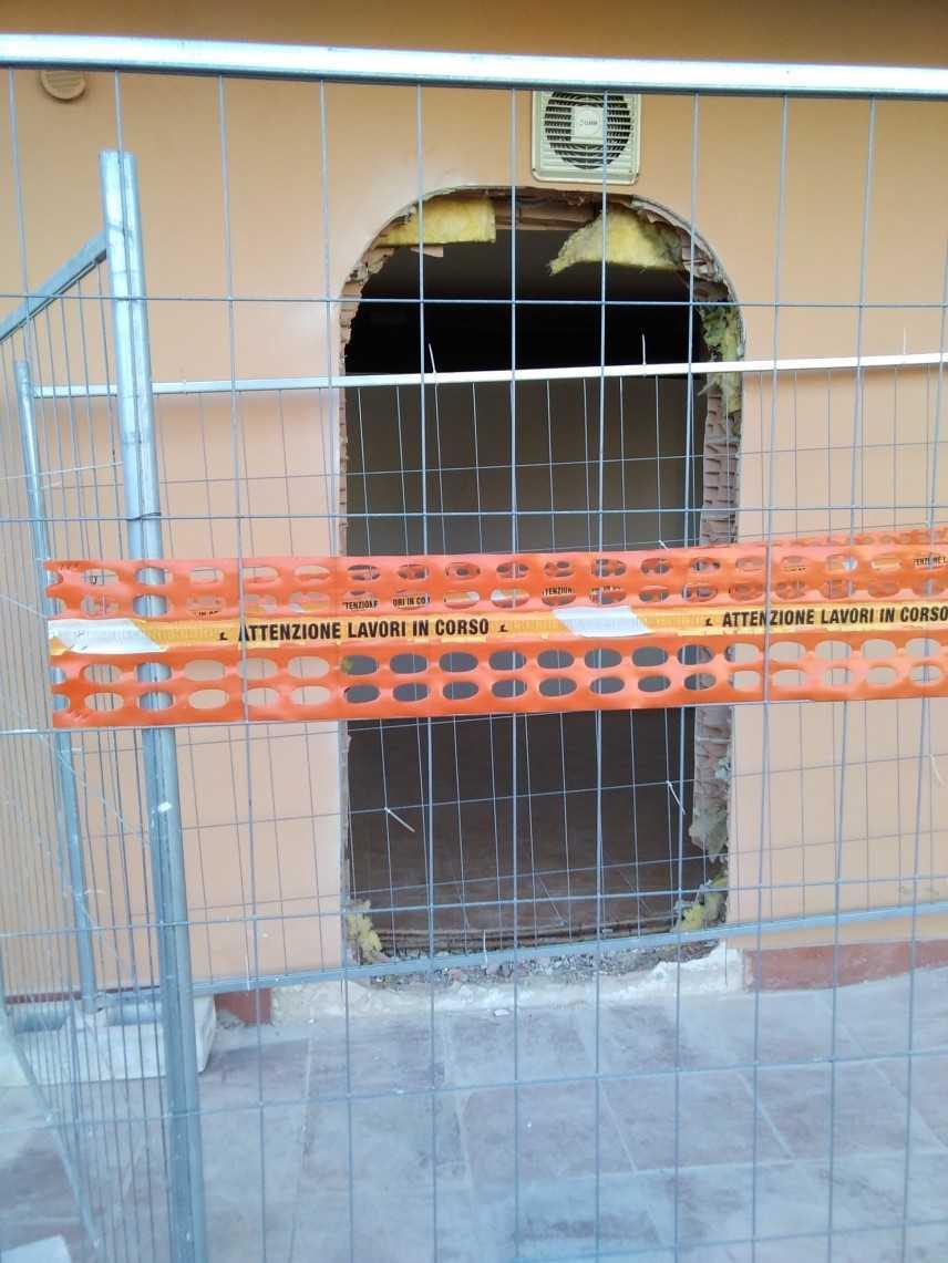 Nuova apertura nel muro perimetrale del Condominio e uso non consentito del bene comune