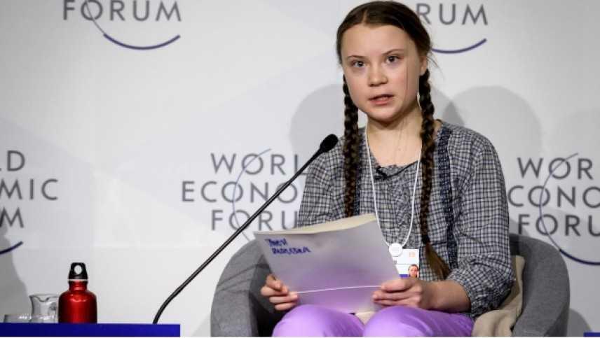 Greta Thunberg proposta per il Nobel della pace