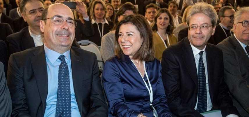 PD: delegati ratificano elezione Zingaretti; Gentiloni nuovo presidente