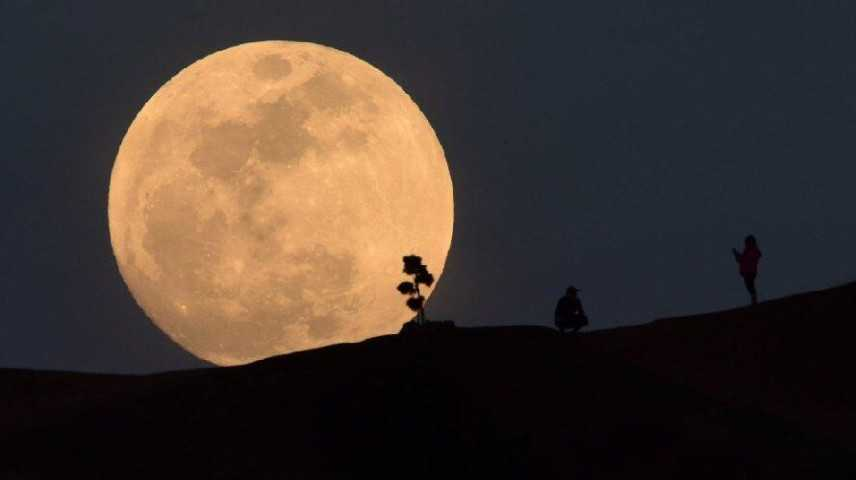 Meteo: superluna straordinaria stasera imperdibile, prossima nel 2030