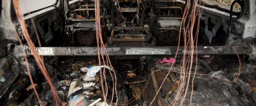 Mafia: incendiata l'auto di un'attivista di Libera a Palermo