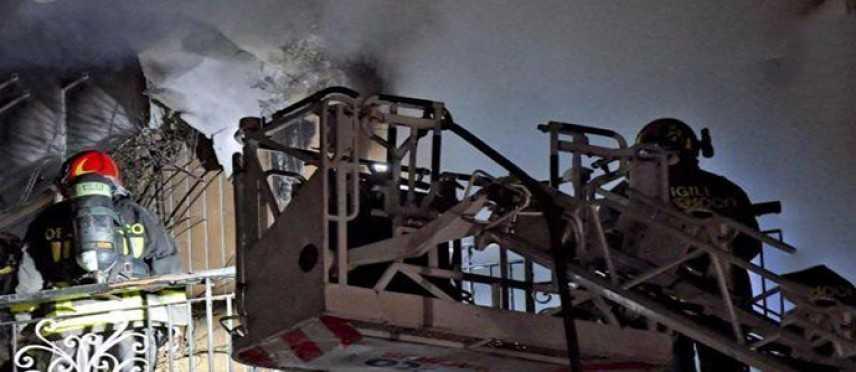 Incendio Cogoleto: Drammatico racconto, testimone coi pompieri ho salvato mia madre