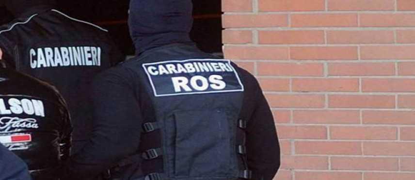 Mafia: blitz dei Ros decapita Cosa nostra ennese, 21 arresti