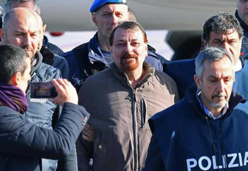 Battisti: Torregiani, almeno 20 anni deve farli