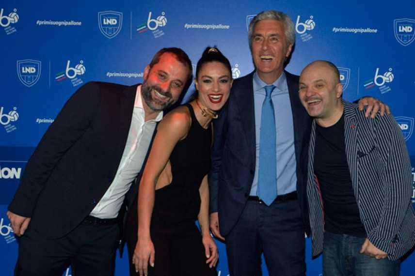"""Calcio. """"Primi su ogni pallone"""": a Napoli la première del cortometraggio per i 60 anni della Lega Na"""