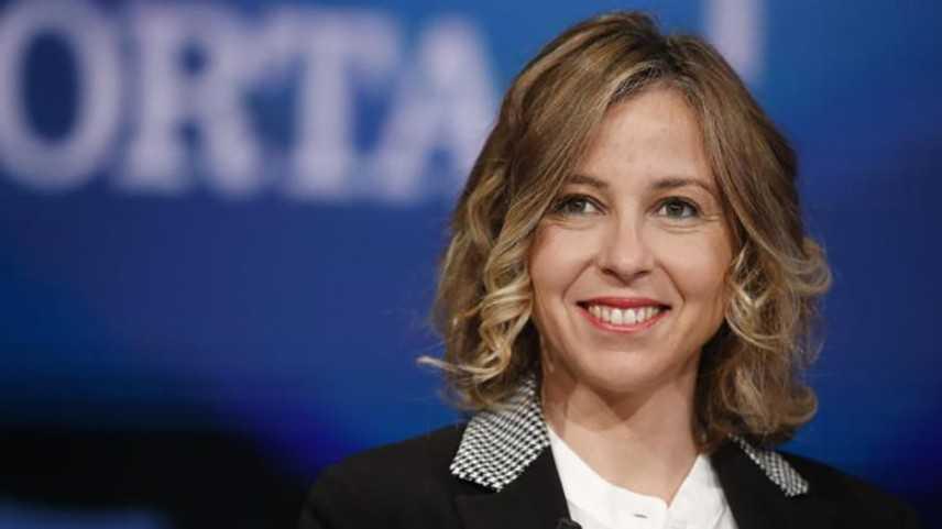 """Sanità: ministro Giulia Grillo ai calabresi, """"Estirpiamo la malapianta"""""""