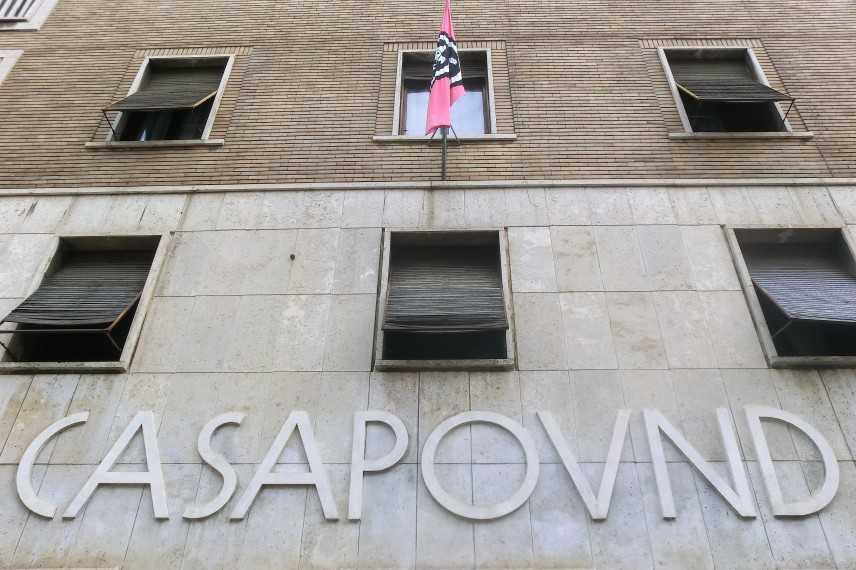 """Nomadi: Casa Pound annuncia """"mobilitazione"""" a Palermo"""