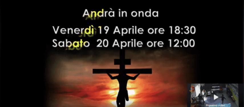 """""""La Passione di Cristo"""" a cura di Egidio Chiarella"""