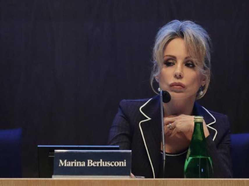 Marina Berlusconi, è il governo della decrescita