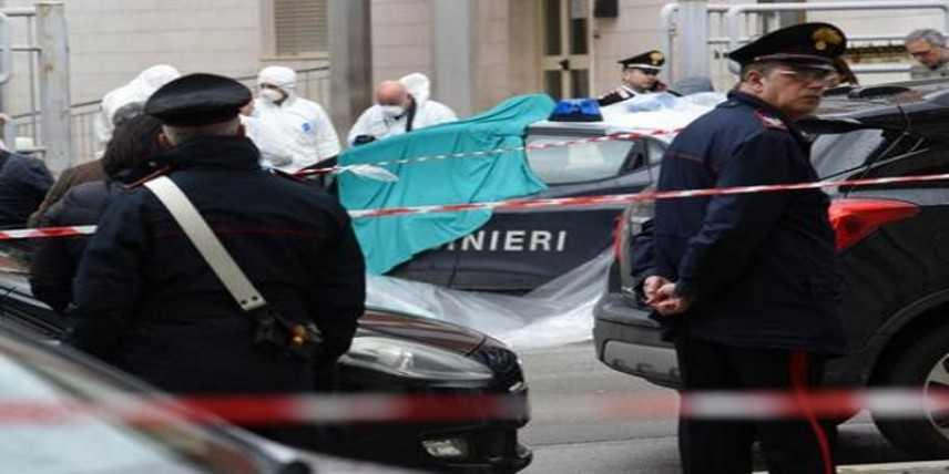 Cagnano Varano (FG) carabiniere ucciso in conflitto a fuoco