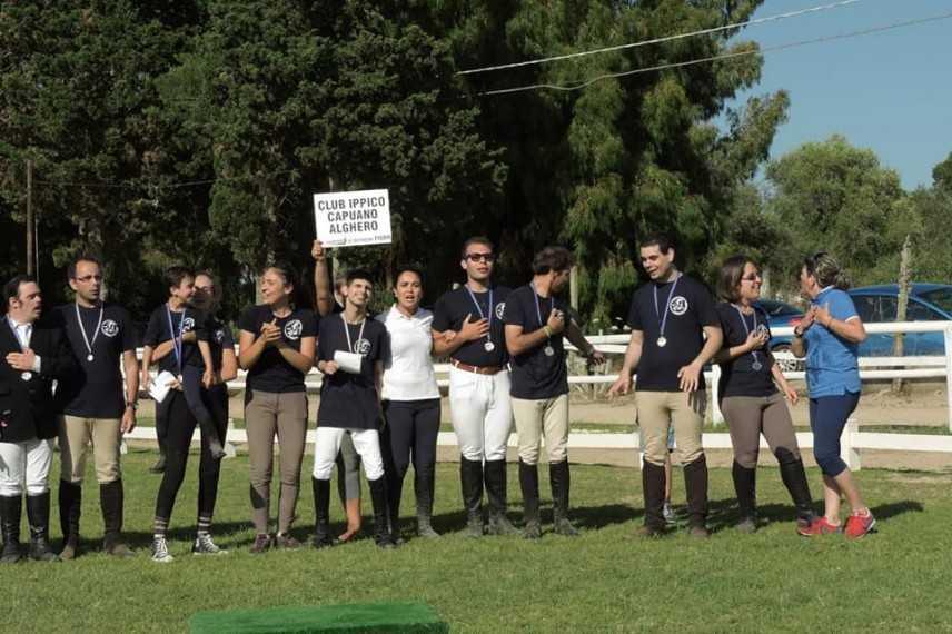 CIP Sardegna: a Ghilarza la consegna delle benemerenze 2018