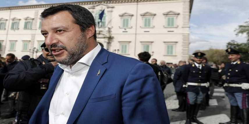 Il ministro dell'Interno Matteo Salvini nuovamente indagato