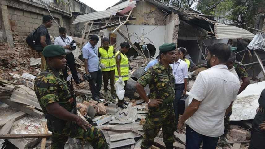 Sri Lanka, nuova esplosione; ferito anche un giornalista italiano
