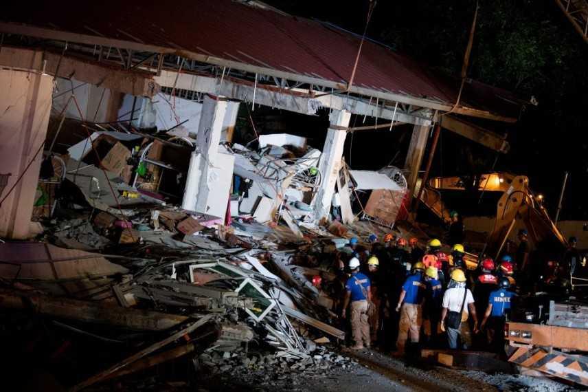 Filippine, nuova scossa di magnitudo 6,3