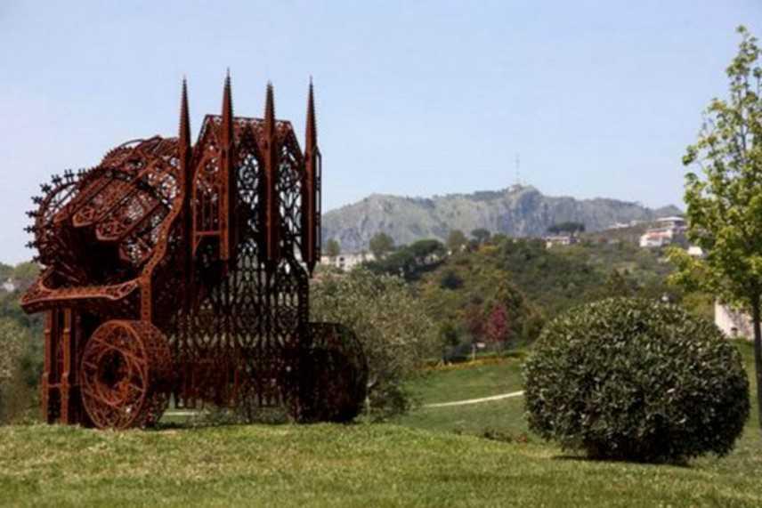 Catanzaro: Gli artisti del Parco della Biodiversità Mediterranea alla ribalta internazionale