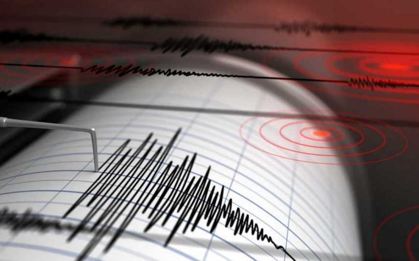Terremoti: scossa magnitudo 3.3 in provincia di Catania