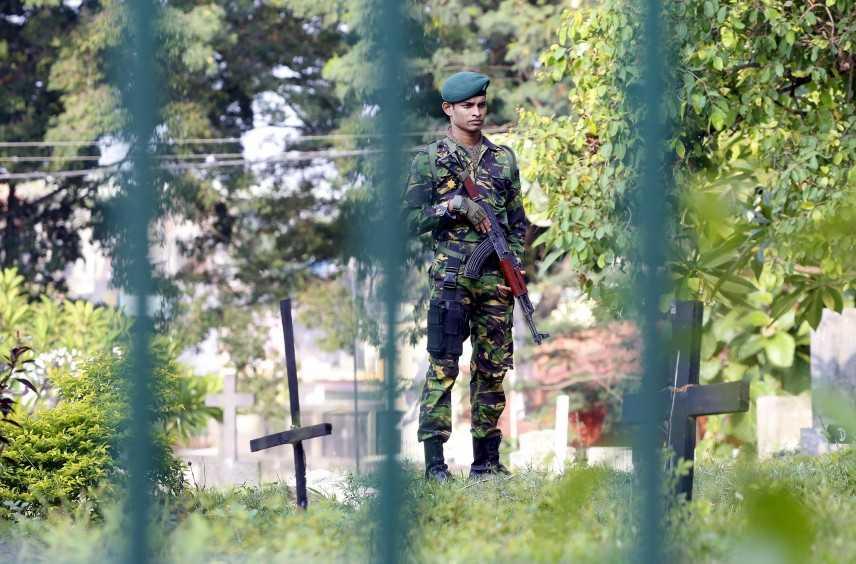 Sri Lanka: trovati 15 cadaveri in una casa dopo blitz, 6 bambini tra le vittime