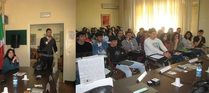 Open Innovation al Liceo Scientifico di Lamezia Terme