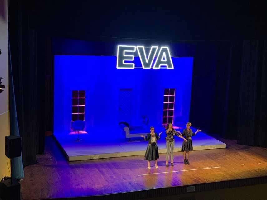 Successo di pubblico ed applausi per le 'Figlie di Eva'