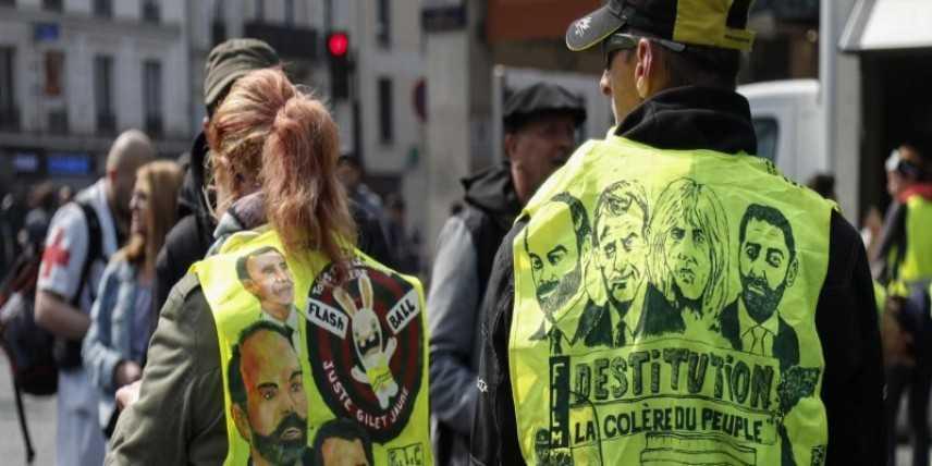 Parigi: 1 maggio, 164.500 persone hanno manifestato in Francia